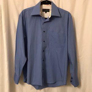 Men's Medium- Michael Brandon Chemise Dress Shirt